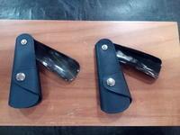 あと2本!【藍染革×AbbeyHorn】 - 池袋西武5F靴磨き・シューリペア工房