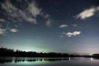 untitled - Tom's starry sky & landscape