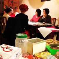 *1/12の満月の夜は〜 - salon de thé okashinaohana 可笑的花