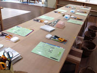 【神戸】9月の北欧生地で作るカルトナージュ教室のお知らせ - 明石・神戸・宝塚のカルトナージュ&タッセル教室 アトリエ・ペルシュ