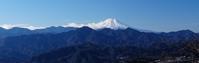 富士山展望の山 - いぐさん流 山と花の写真(富士山)