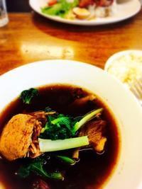 チキンライス以外のシンガポール料理 - うつわ愛好家 ふみの のブログ
