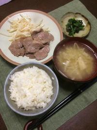 ジンギスカン - 庶民のショボい食卓