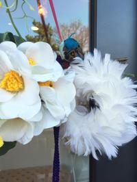 酉年のお正月飾りは「しあわせの青い鳥」で - FELICE