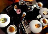 マンダリンオリエンタル・パリダヴィッド・ランドリオさんの抹茶タルト『Aya』 - keiko's paris journal <パリ通信 - KSL>