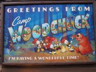 camp woodchack ディズニーランド グルメ編 - 4EVER PRINCESS