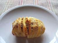 <イギリス料理・レシピ> ハッセルバック・ポテト【Hasselback Potatoes】 - イギリスの食、イギリスの料理&菓子