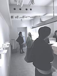 今井瑠衣子展の展示風景〜DiEGOより - Gallery O2