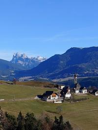 奇妙なアース・ピラミッド (Sudtirol) - エミリアからの便り