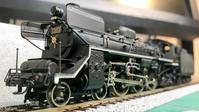 カツミC55レストアその9塗装完了 - Salamの鉄道趣味ブログ