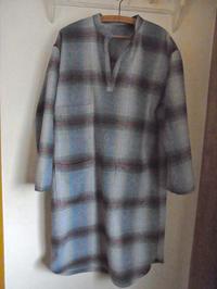 hand made by me <ネルのロングシャツ> - yuki kitazumi  blog