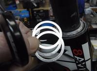 神戸プロクション185ロードバイクヘッドパーツマイクロスペーサー知るべし!ロードバイクPROKU -   ロードバイクPROKU