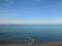 2017-01-07 ROADBIKE - 琵琶湖 FREERIDE WEB from LAKE BIWA JAPAN