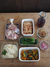 今週の常備菜 (料理・お弁当部門) - Delicatusib