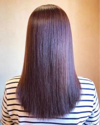 髪を大切にしているから♪ - 君津市 南子安の美容室  La Face   ✯   ラフェイス のブログ