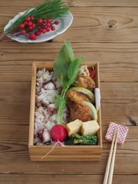 牡蠣フライ弁当 (料理・お弁当部門) - Delicatusib