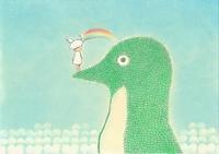アデリーさんと少女と虹 - 島美砂☆rocco生活