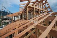 1棟の木材量、山梨NO.1家づくりの裏側望月建業スタッフ=現場報告('◇')ゞ - 家づくりの裏側見せます!「山梨の木の住まい」望月建業スタッフブログ