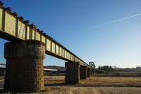 鉄道橋 - 四十の手習い 自転車と写真が好き