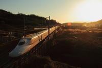 年の暮れ - 新幹線の写真