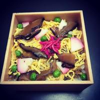 大京都展  とり松のおぼろ寿司 - 美味しいものいっぱい
