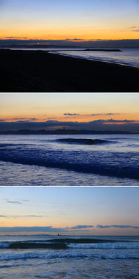 2017/01/11(WED) 今朝.......波あります。 - SURF RESEARCH