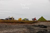 Motorcycle touring 2017続きの続き - Sauntering