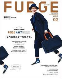 ■1月12日発売■<<別注アイテムのご紹介>> - FUDGE Online Store