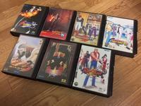ネオジオROM (ザ キング オブ ファイターズ 95,96,97,98,餓狼伝説3,リアルバウト餓狼伝説 スペシャル etc…)ゲームソフトの買取 - レトロゲームの買取なら『中古ゲーム買取』 買取速報