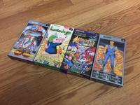 スーパーファミコン (超魔界村,コンバットライブス,リターン オブ 双載龍 ダブルドラゴン,レミングス etc…)ゲームソフトの買取 - レトロゲームの買取なら『中古ゲーム買取』 買取速報
