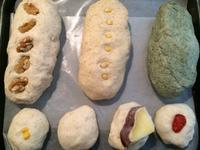 パン屋のおばちゃん - shishimayu もじゃむじゃ日記