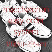 【maccheronian(マカロニアン】イージーオーダー会!! - BRANCHレディースBlog