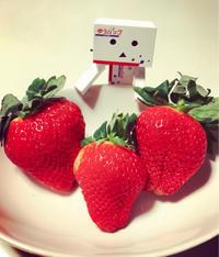 strawberry - るなとゆずと * 私の時間 ♪