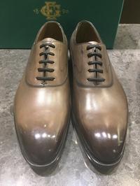【セール速報2】やっぱり欲しい、エドワードグリーン。 - シューケアマイスター靴磨き工房 銀座三越店