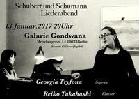 Schubert und Schumann - べルリンでさーて何を食おうかな?
