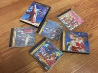 セガサターン(バトルガレッガ,バツグン,戦国ブレード,ストライカーズ1945 II) PS2(怒首領蜂 大往生) シューティングゲーム ソフトの買取 - レトロゲームの買取なら『中古ゲーム買取』 買取速報