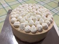 紅茶とラムのチーズケーキ - みなみかぜの香港でお菓子教室♪