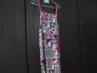 アリスの布で自分用エプロン(^^♪ - ciao.n