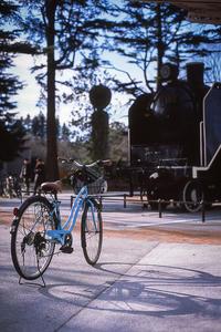 目移りする青い自転車 - Film&Gasoline