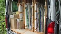 ガラス資材の移動販売会のご案内 - ステンドグラスルーチェの日常