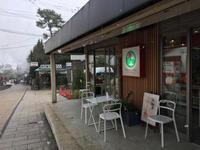 雪がチラチラ〜 - Yufuin-Table ときどき Beppu-Table Blog