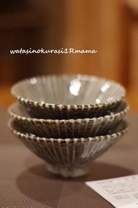 三浦さんのお茶碗 - わたしのくらし