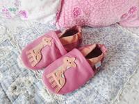 Dotty Fishの幼児用革製室内履きを購入☆ - ドイツより、素敵なものに囲まれて①