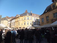 Fête de la truffe à Sarlat - ブルターニュの生活