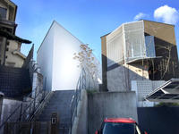 千里山の二世帯住宅と淡路島の住宅の点検へ - 建築と設計の記録 okuwada architects office