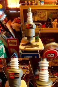 70's  ChampionStore Display - OIL SHOCK ZAKKA