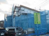 ガレージと中二階のある家③(大工工事、電気工事) - ㈱栃毛木材工業
