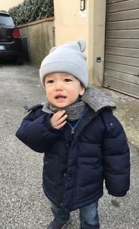 18 mesi☆と予防接種 - お義母さんはシチリア人