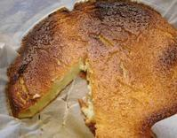 ヨーグルトとHKミックスでチーズケーキ風 - うまこの天袋