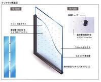 インプラスが取付不可能なので薄型断熱ガラスクリアFitで遮音対策 - 快適!! 奥沢リフォームなび